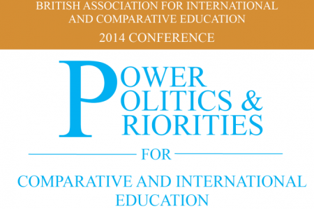 British Association for International and Comparative Education (BAICE) 2014 Conference