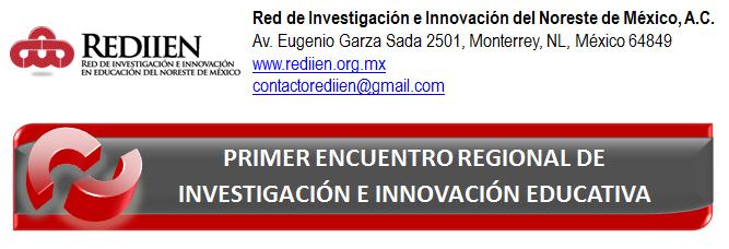 Primer Encuentro Regional de Investigación e Innovación Educativa