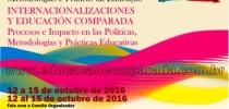 2do Congreso Iberoamericano de Educación Comparada