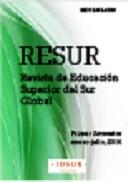 """Reseña del libro """"Internacionalización y educación superior"""" en RESUR 1 (2016)"""