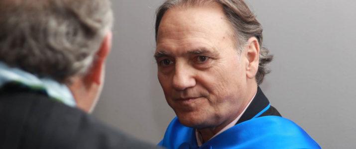 Doctorado Honoris Causa al Prof. Carlos Alberto Torres